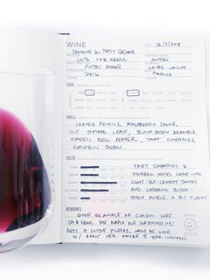 Wine Folly - Tasting Journal