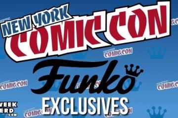 Funko exclusives