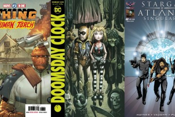 New Comic Book Day