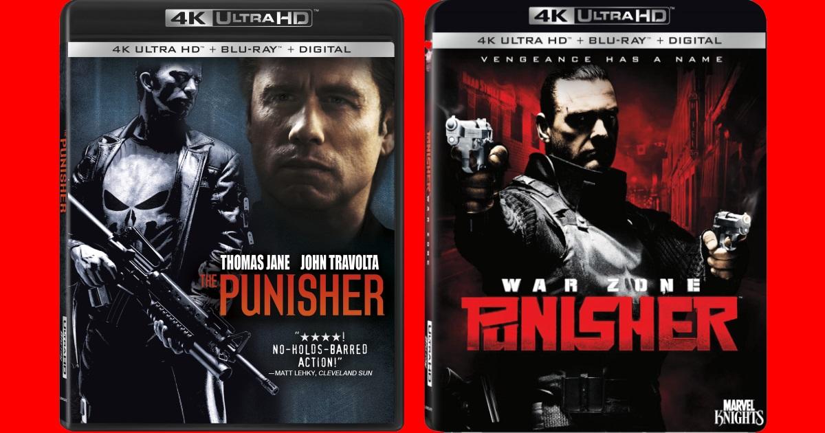 Punisher 4K