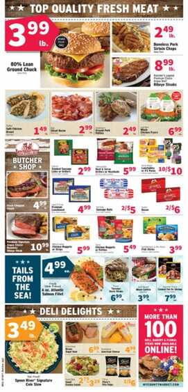 Value Market Weekly Ad