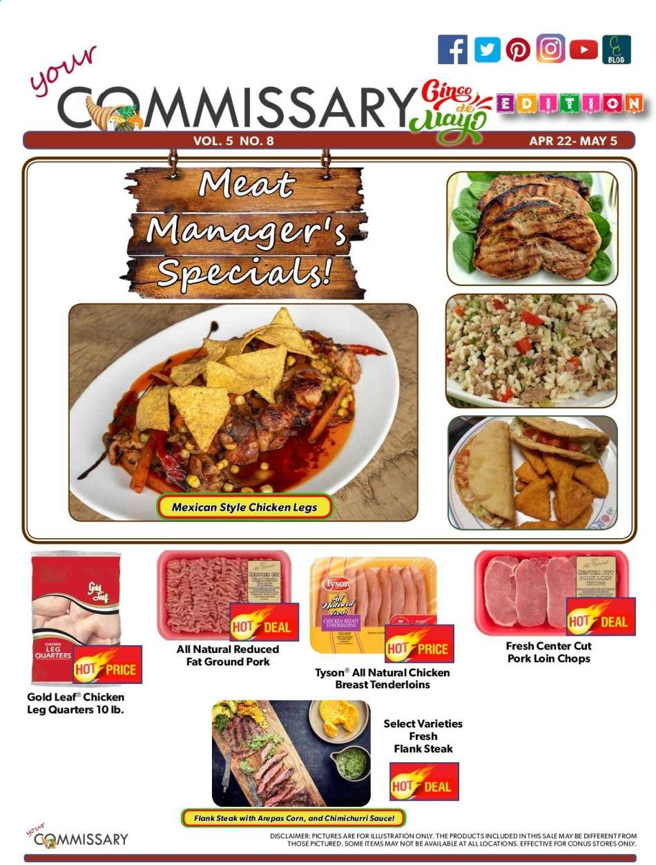 commissary flyer 04 22