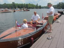 Old Forge Boat Show