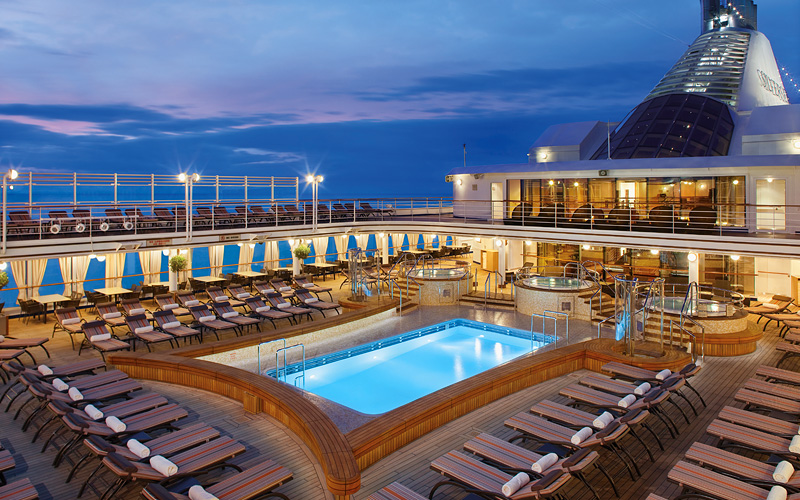 6 Best Luxury Cruises That Cater To Your Every Need