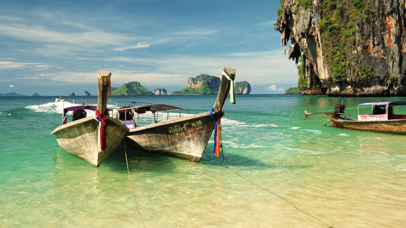 4 Most Beautiful Thailand Beaches