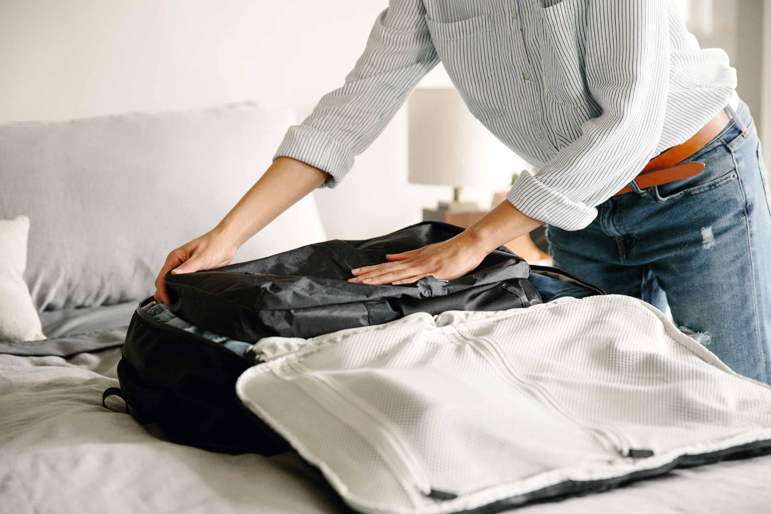 6 Travel Packing Hacks Every Girl Needs