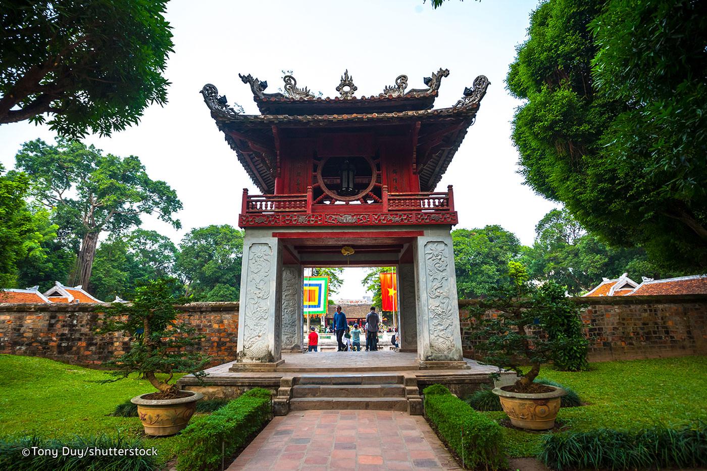 4 Attractions To Visit In Hanoi Vietnam