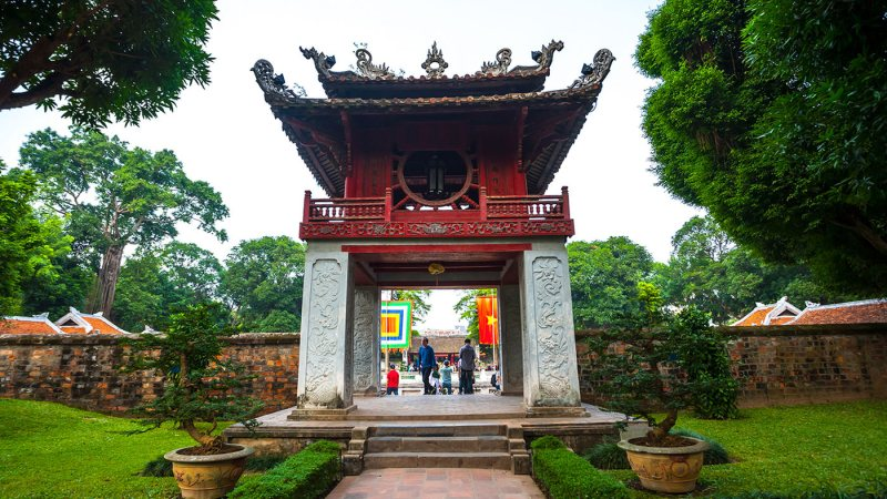 4 Attractions To Visit In Hanoi Vietnam