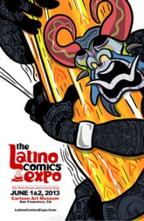 Credits: Latin Comics Expo