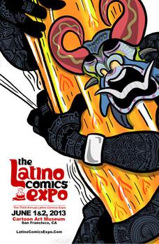 Credits: Latin Comics Expo