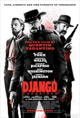 """The """"Django Unchained"""" director gives some thoughts on 2013 films and Ben Affleck as Batman. (Credits: Weinstein Company / Columbia Pictures)"""