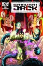Credits: IDW Comics