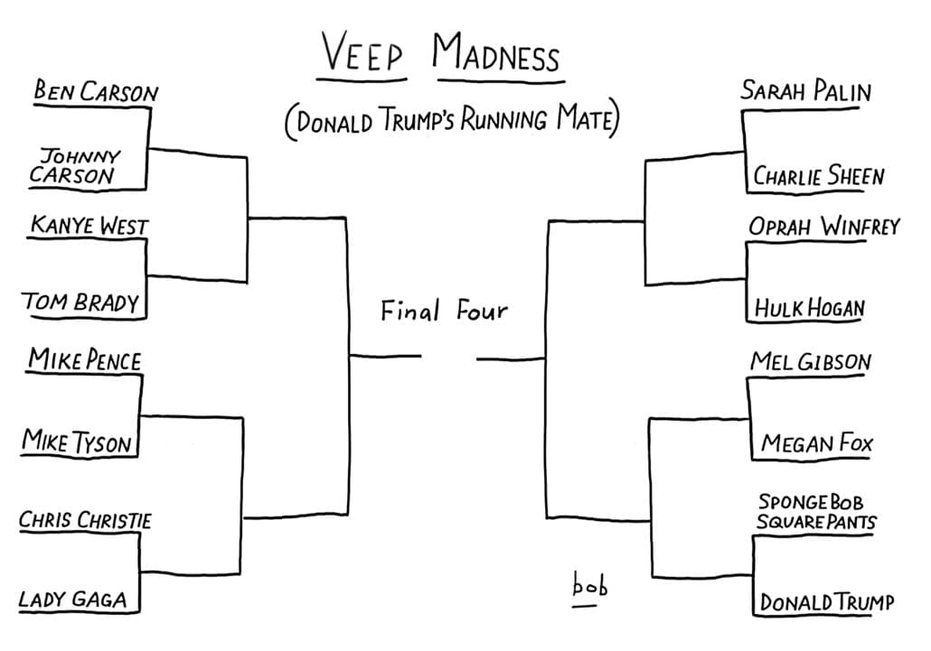 NEW Trump March Madness