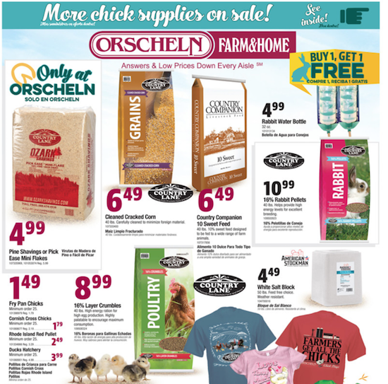 Orscheln Farm and Home Ad  Weekly Ads