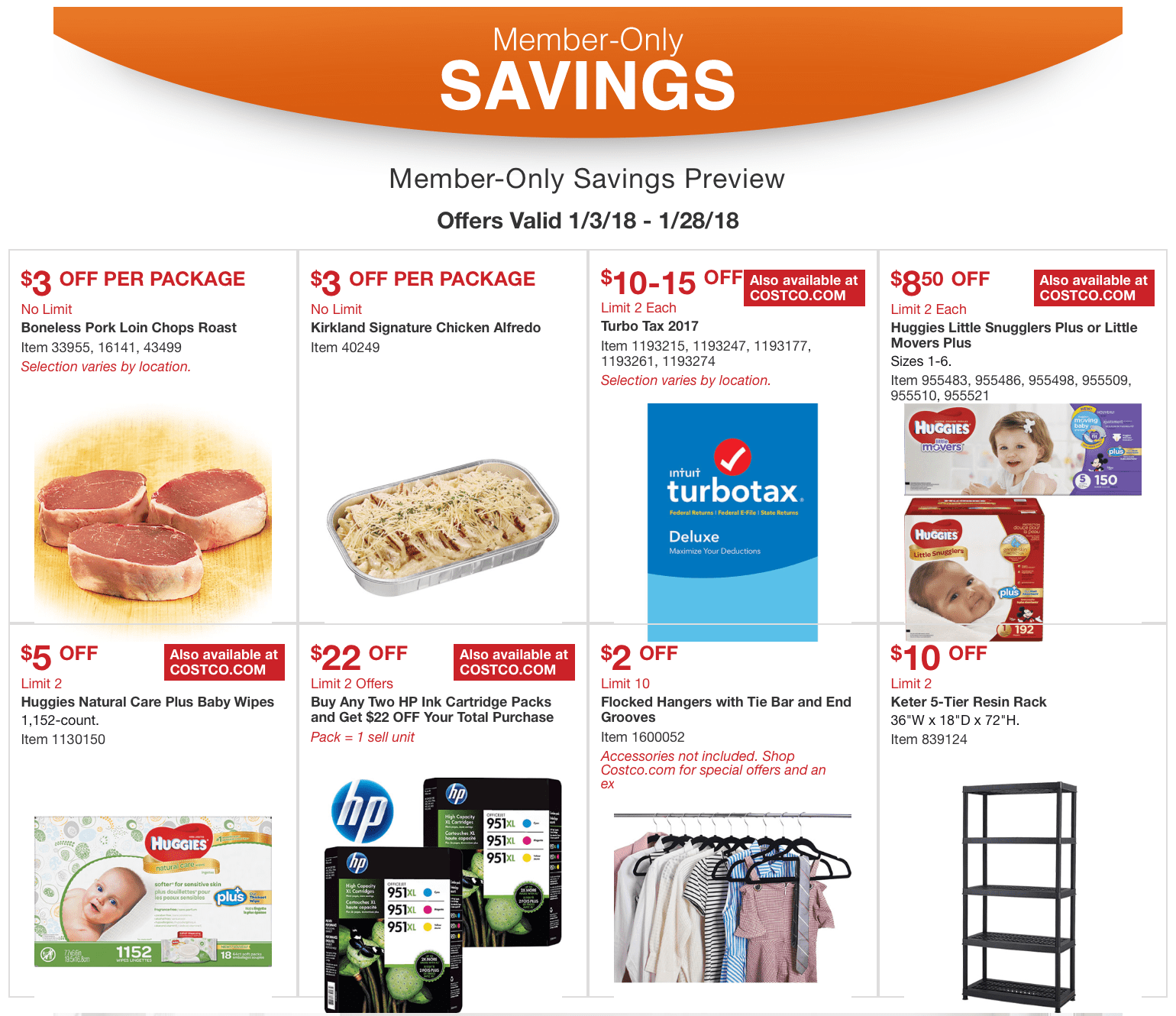 costco ad coupon booklet