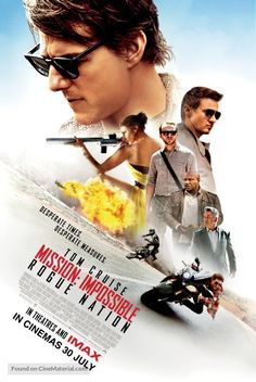 Mission Impossible 2 Sub Indo : mission, impossible, Download, Mission, Impossible, Rogue, Nation, Subtitle, Indonesia, Weeklysite
