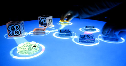 Reactable in action