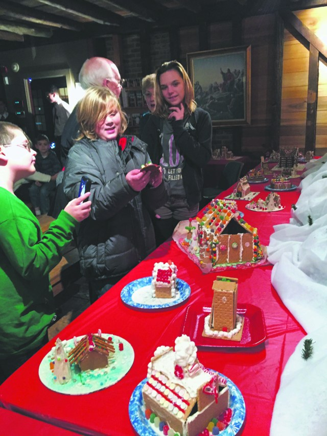 Come see the magical displays of Gingerbread Houses, including a carousel, log cabins and villages on display at the Historic Johnson Home, 6203 Pioneer Trail, Hiram. Families and individuals are still welcome to bring a house, cabin, or village to display! The gingerbread house display is open for viewing daily, Monday thru Saturday 9-5 and Sunday's 11:30-5:00. The village of gingerbread will be open thru January 2nd -- closed Christmas and New Years Days.