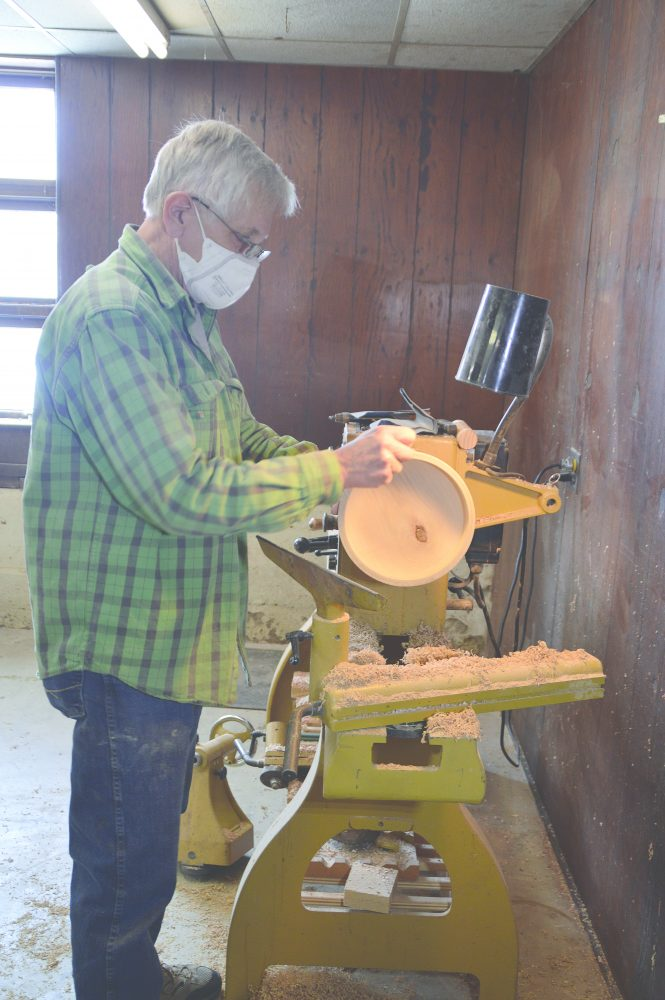 Woodworking Classes By Ernie Conover In Parkman Ohio The Weekly
