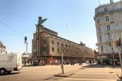 Hotell Astoria in Copenhagen.