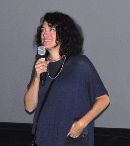 Director Ferne Pearlstein.