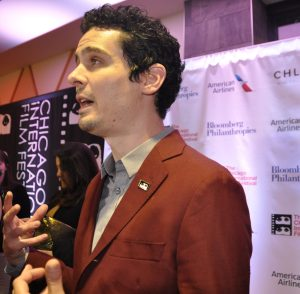 "Damien Chazelle, Writer/Director of ""La La Land"" and ""Whiplash."""