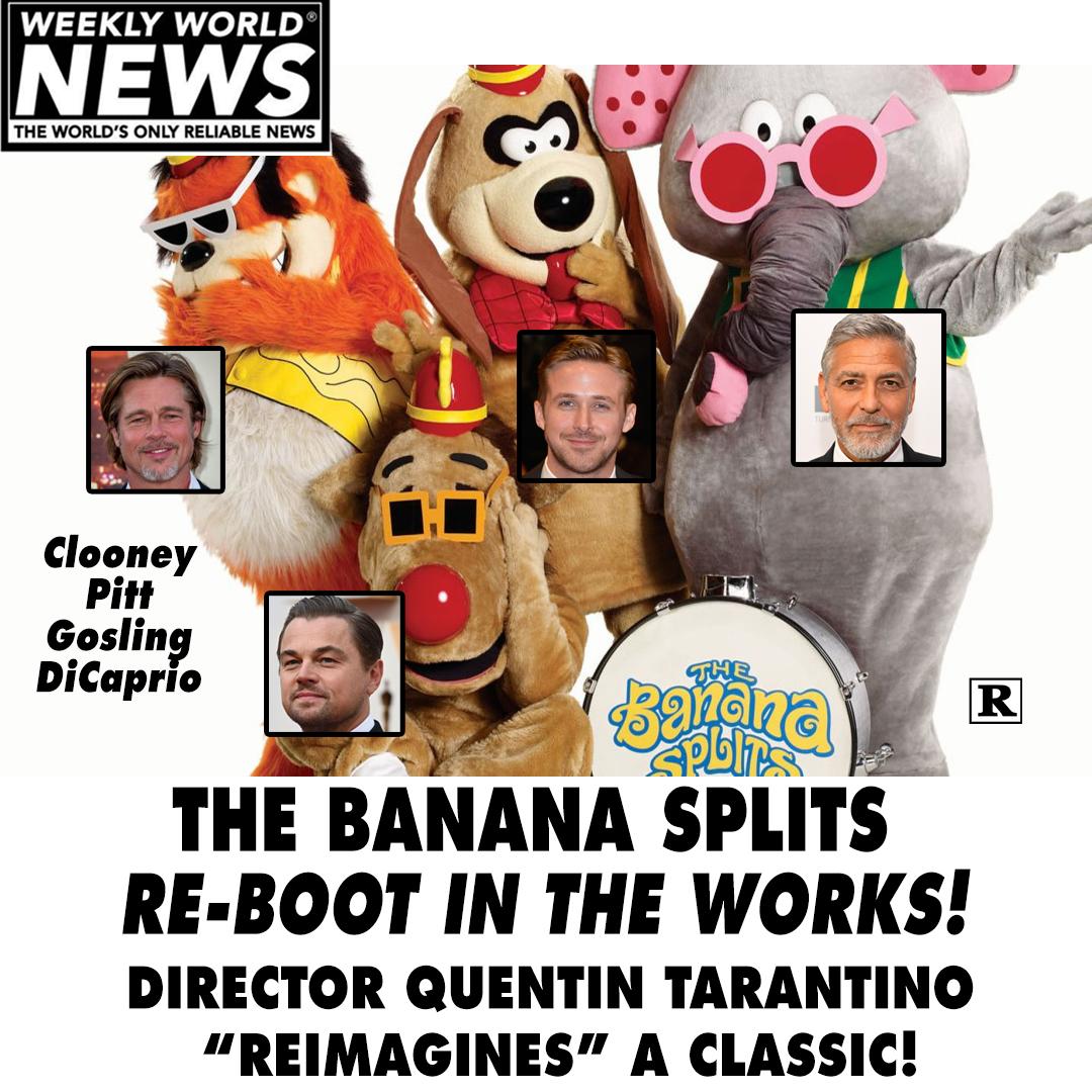 The Banana Splits Reboot In The Works