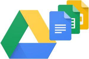 Google Drive - best app for freelancer's productivity