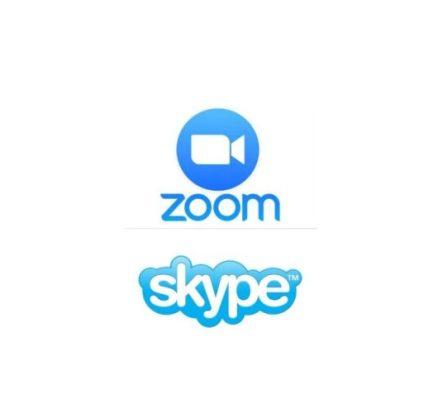 Zoom or Skype 1 Zoom or Skype zoom or skype