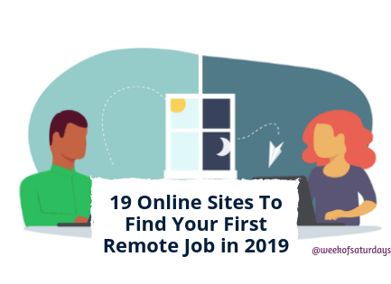 19 Sites To Find Remote Jobs in 2019 3 19 Sites To Find Remote Jobs in 2019 remote jobs