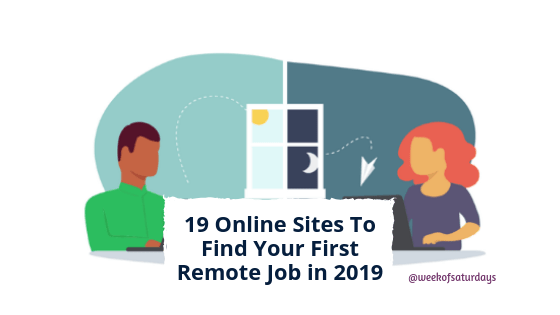 19 Sites To Find Remote Jobs in 2019 1 19 Sites To Find Remote Jobs in 2019 remote jobs