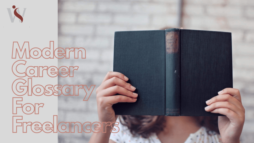 Modern career glossary for new freelancers and professionals