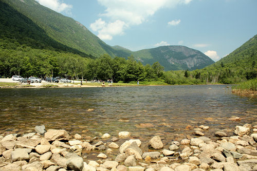 Saco River Crawford Notch State Park Weeks Act Legacy Trail
