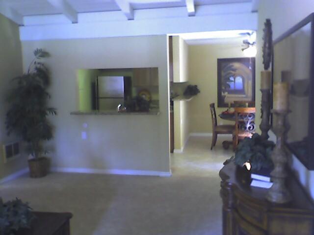 Monterey Villa livingroom