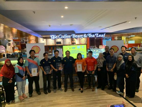 20191101 Launch of Shell Helix Branded Workshop Online Sales (1)