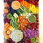 How To Make A Fruit And Veggie Party Platter Weelicious