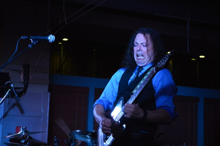 """One of several Blues artists have performed during the monthly """"Tuesday Blues"""" show at River City Restaurant, including recording artists Anthony Gomes."""