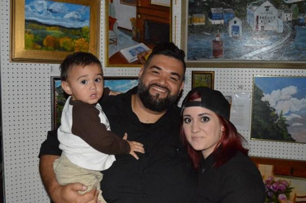 E Hamilton - family