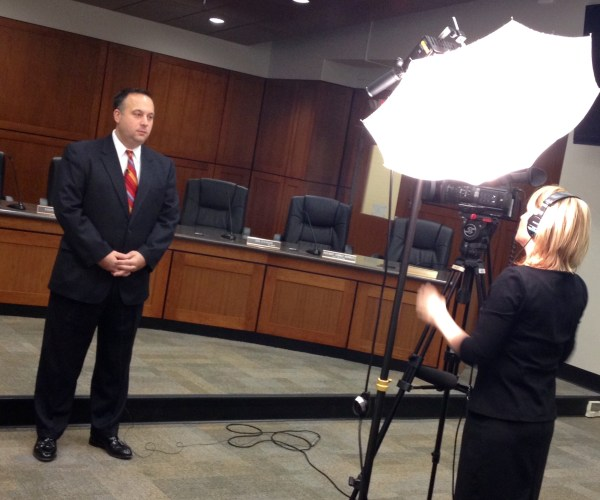Mayor McKenzie was recently interviewed by C-SPAN's Debbie Lamb for two broadcasts involving the history of the Wheeling area.