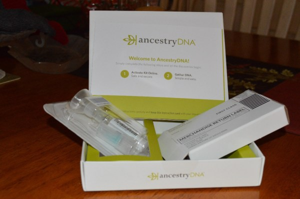 Novotgney - Ancestory DNA Test