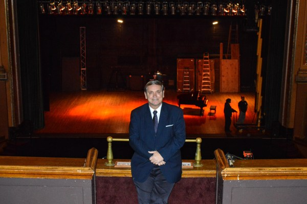 O'Brien led the way for the Wheeling Convention and Visitors Bureau to purchasing the Capitol Theatre on April 3, 2009.