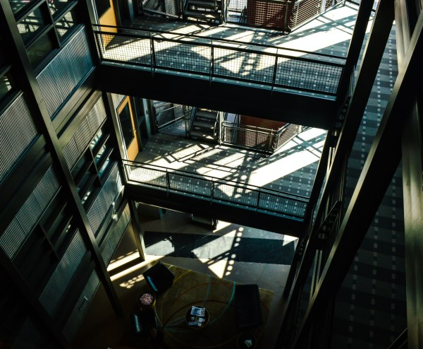 The interior design of Orrick's Wheeling home is one of the most unique in the city of Wheeling.