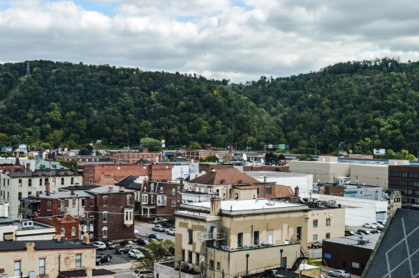 East Wheeling was once a neighborhood where services-rendered easily could be found, but that's not true today.