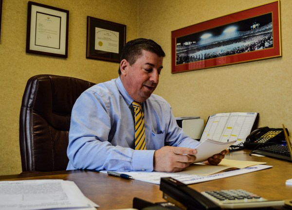 Fahey is the funeral director for Altmeyer Funeral Home in East Wheeling.