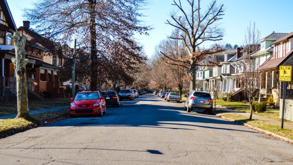 Woodsdale is a desired neighborhood, but many of the houses are much larger than what most home buyers are purchasing these days.