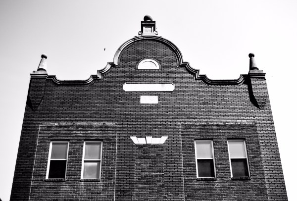 """This structure along 15th Street in East Wheeling once served as the home to """"Big Bill"""" LIas, the mobster who controlled Wheeling until the late 1960s."""