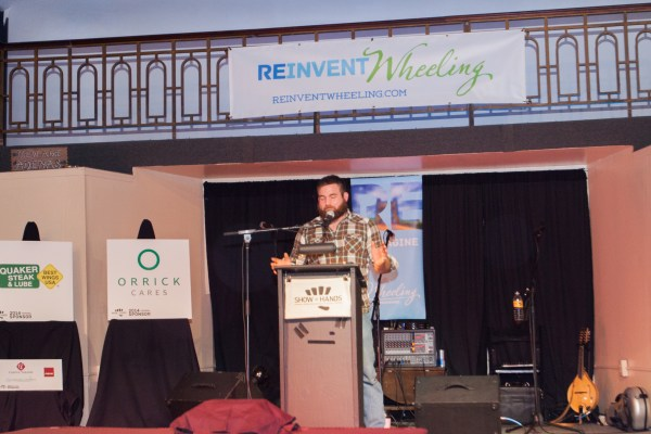 """D.J. Shalvey spoke briefly about his """"Show of Hands"""" experience. Shalvey and his Second Life Arbor business won last year."""