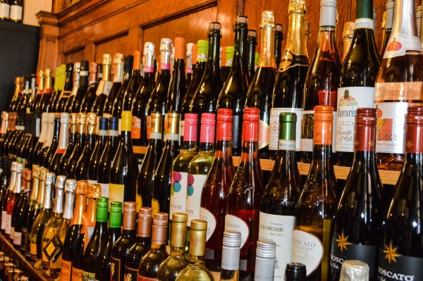 From the moment a customer strolls into Good Mansion Wines they are met with wines from nearly 20 different countries.
