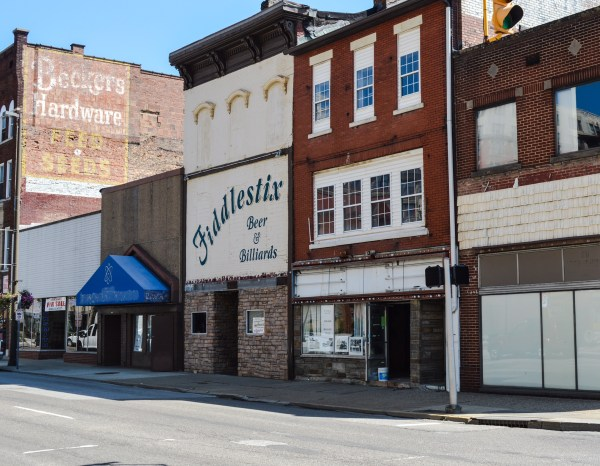 Thus far D.C. Ventures owns the former Industronics and the former Dinner Bell. The partnership is attempting to purchase the Fiddlestick's structure for a reasonable price.