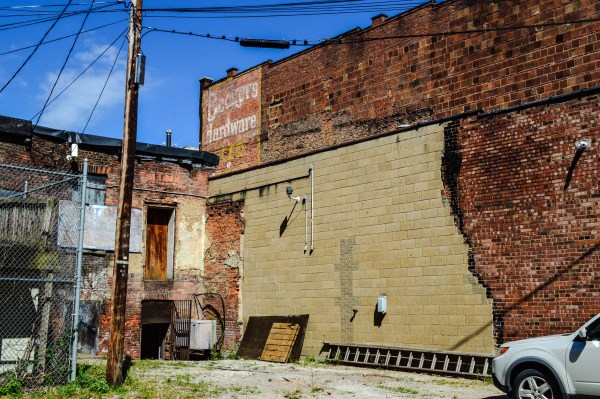 The D.C. Ventures development is taking place near the former location of Becker's Hardware.